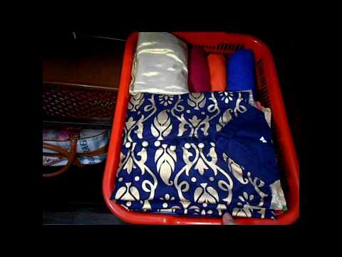 INDIAN CLOSET ORGANIZATION || HOW TO ORGANIZE ALMIRA || WARDROBE TOUR & ORGANIZATION  BY DIVYA