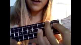 Bubbly Colbie Caillat ukulele tutorial