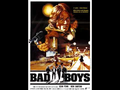 Bill Conti - Bad Boys (1983) closing titles theme