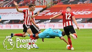 Harry Kane goal disallowed for handball during Spurs v. Sheffield Utd   Premier League   NBC Sports