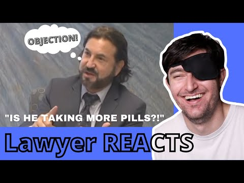 """Lawyer Reacts to """"Deposition Misconduct by Attorney Witness"""""""