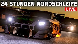 24 Stunden Nordschleife - Multiclass | Assetto Corsa German Gameplay [HD] GT3 & GT4