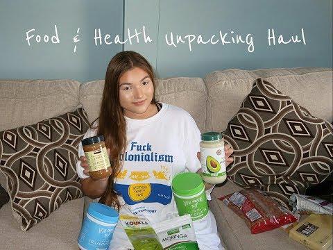 Food & Health Unpacking - HAUL