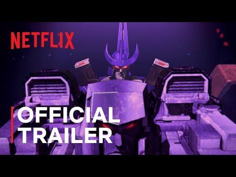Transformers: War for Cybertron Trilogy - Earthrise | Official Trailer | Netflix