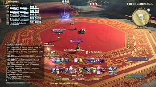 FFXIV: Stormblood Gameplay - 47 - Summoner - Doma Castle