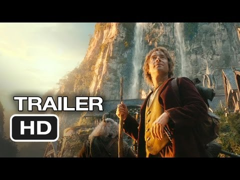 The Hobbit Official Trailer #2 (2012) -...