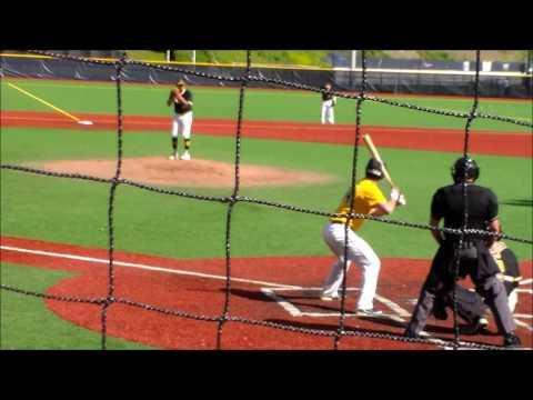 TJ Santiago, Adelphi Panthers Baseball @ Pace, 5- 2- 2017