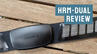 Garmin HRM-Dual heart rate monitor review