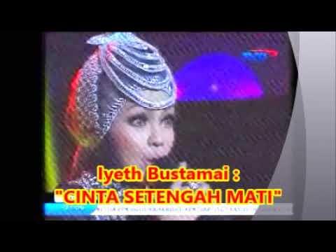 (1,025)  Iyeth Bustami : CINTA SETENGAH MATI (Rita Sugiarto)