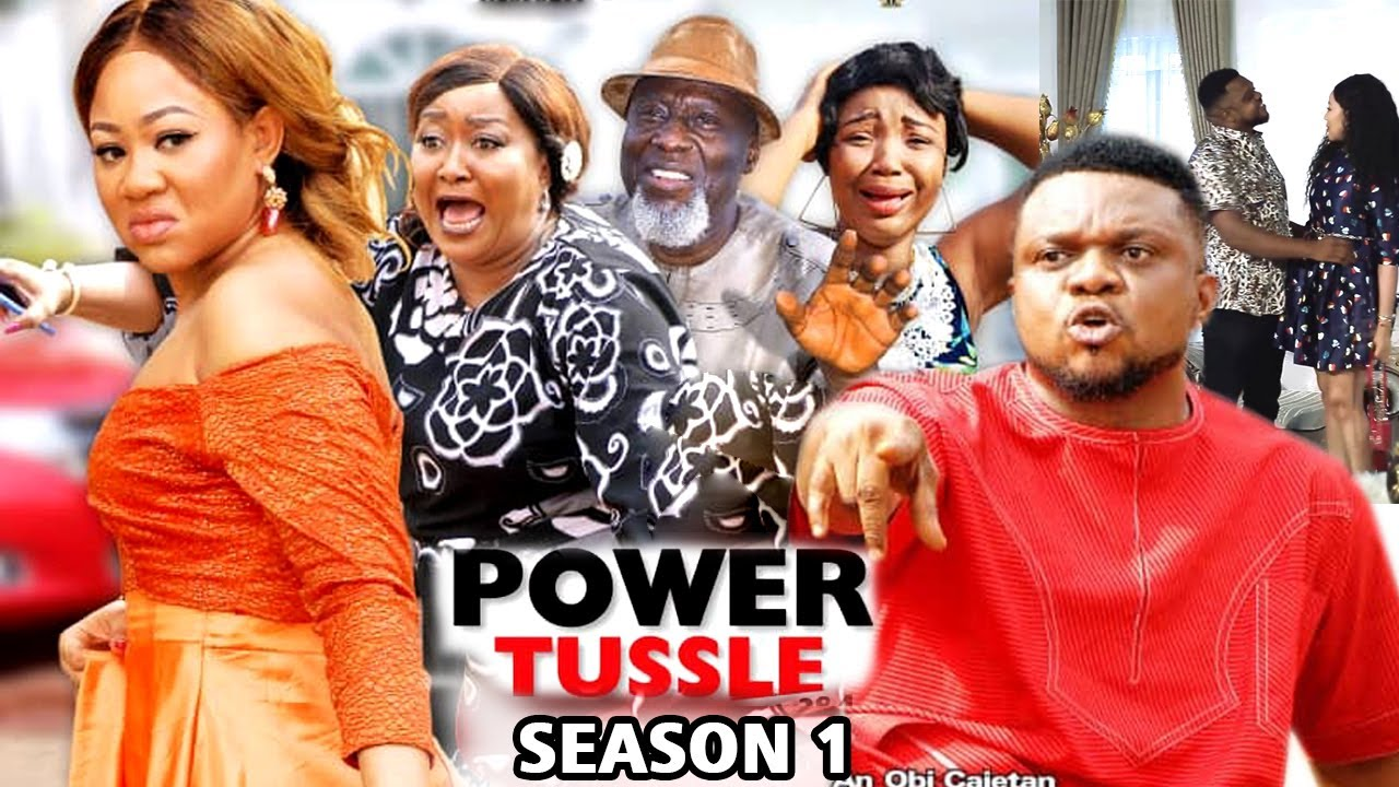 Download POWER TUSSLE SEASON 1 - (Ken Erics) New Movie 2020 Latest Nigerian Nollywood Movie Full HD