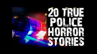 20 Very Horrifying Police, EMT & Dispatcher Stories! | (Scary Stories)