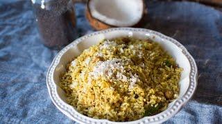 Kayi Sasive Anna | Mustard Rice | Kaayi sasive anna | Karnataka recipes