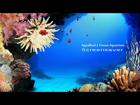 DigiFish Aqua Real 2 Screensaver