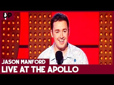 Jason Manford | Live At The Apollo | Season 5 | Dead Parrot