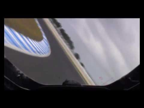Suzuki ALSTARE 2010: Onboard cam on Sylvain Guintoli's bike at Philip-Island.mov