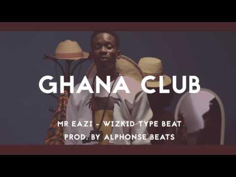 "🍉  Mr Eazi P-Square Type Beat 2016 - ""Ghana Club"" - AFROBEAT INSTRUMENTAL"