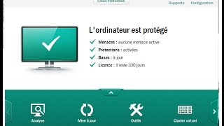 Telecharger et Installer et Activer Kaspersky Antivirus 2013   HD
