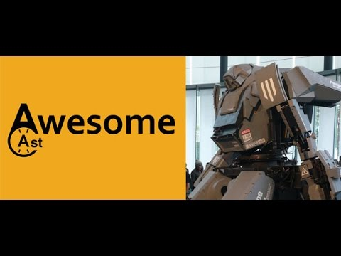 AwesomeCast 256: Battle Bot Olympics
