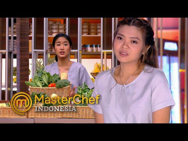 MASTERCHEF INDONESIA - Tak Perlu Banyak Mikir, Nindy Langsung Angkat Tangan | TOP 5