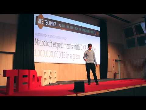 The future of data storage | Daniel Mistrik | TEDxBISB
