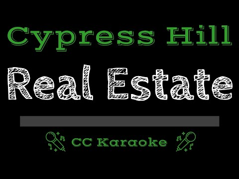 Cypress Hill   Real Estate CC Karaoke Instrumental