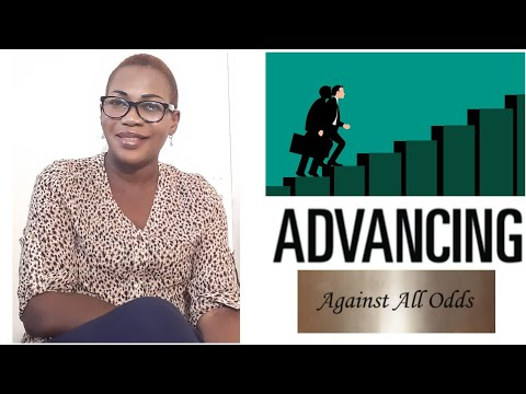 Advancing against all odds by Claire thumbnail