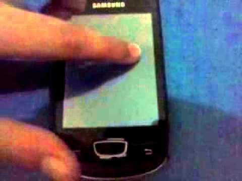 Cómo resetear Samsung Galaxy Mini