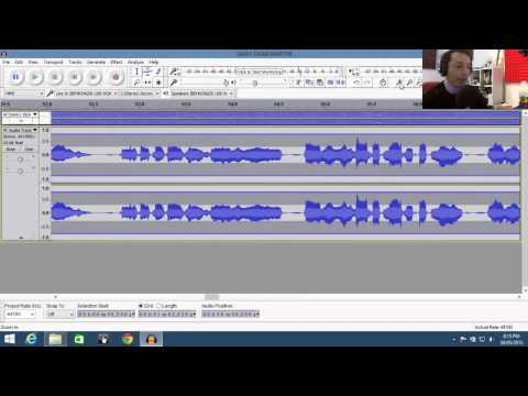 Recording a Song with Audacity - Part 2