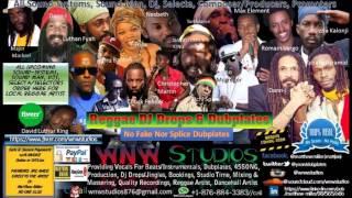 DJ Drops Jingles & Dubplates from Reggae Artist, Mavado  JahVinchi Alkaline Vershon David King