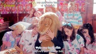 [Vietsub + Engsub + Kara] Girls' Generation / SNSD (소녀시대) - Lion Heart