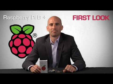Raspberry Pi B+ marks first major upgrade to microcomputer