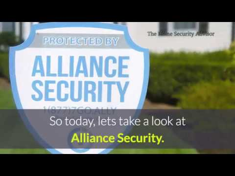 Alliance Security Review -2018