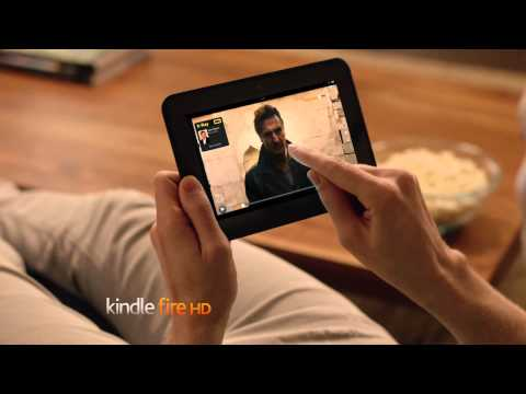 Kindle Fire HD This and That — Amazon TV Commercial
