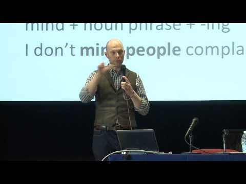 """Ian Cook """"What we can learn from 'successful' language learners"""""""