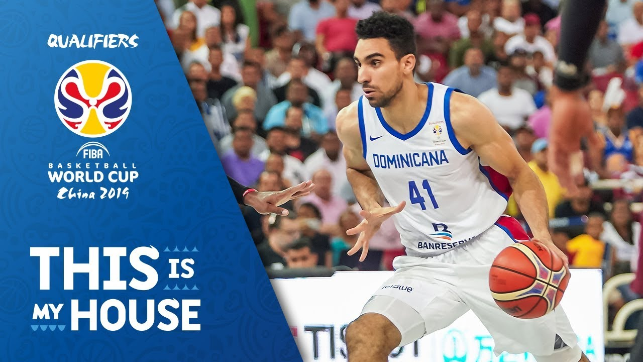 The Dominican Republics' Best Plays of the FIBA Basketball World Cup 2019