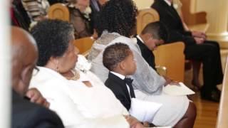 Erin + Ardis Wedding Ceremony