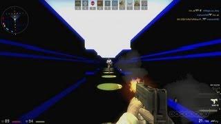 Pac-Man Maze - CS:GO Map Mod