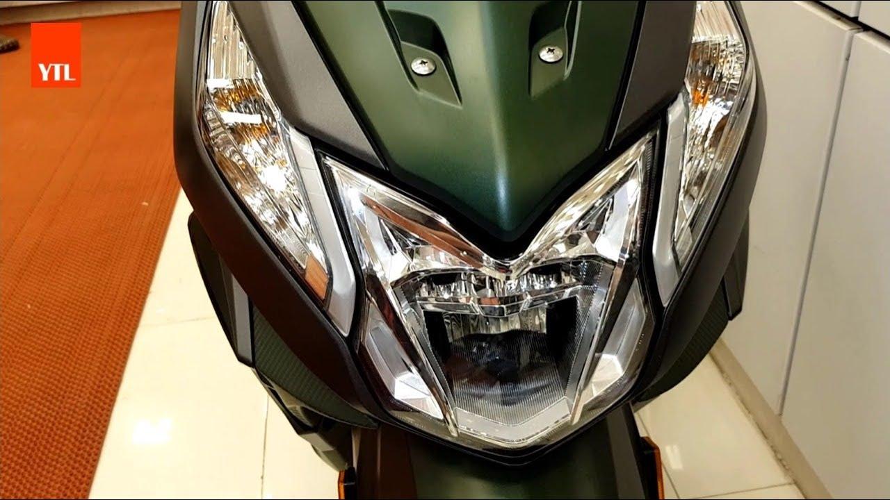 Famed Honda DIO 110 - Stylish Commuter - HD Videos 2020 @YouTube LooK