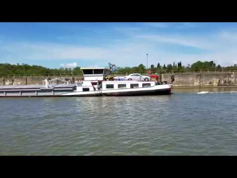 Episode # 2 - SAILING THROUGH EUROPE ON RIVERS AND CANALS - FIGHTING THE CURRENT