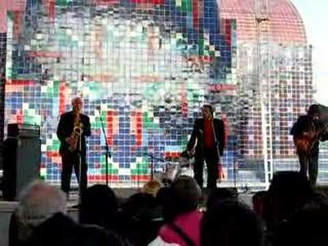 Trio Exklusiv @ Eurojazz 2007 - Ciudad de México