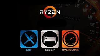 модифицированный BIOS на AM4. Инструкция по разгону AMD Ryzen