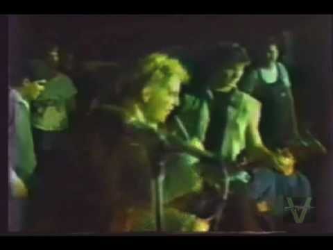 The Vandals: Vintage Performance Of Anarchy Burger At The Olympic Auditorium In 1983