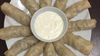 Узбекская блюдо хасиб ханум получается очень вкусное 🤤