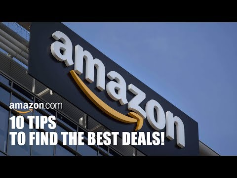 10 Tips to Get You the Best Deals and Discounts on Amazon