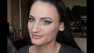 Superbowl 2014 Seattle Seahawks Makeup Tutorial Thumbnail
