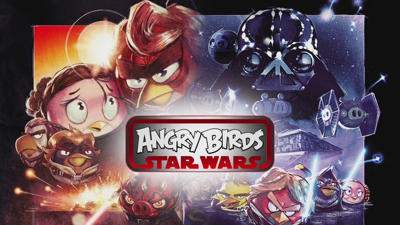 Connu Angry Birds Star Wars: Complete Saga music extended - Jedi Theme  TS65