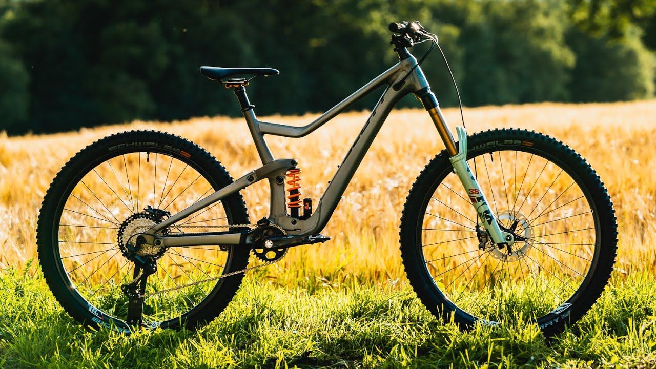 Building My Dream Freeride Bike   SCOTT Ransom 920 x Fox 38's