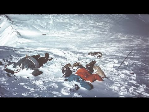 The UNLUCKIES WOMEN Of Lenin Peak Mountaineering Tragedy.