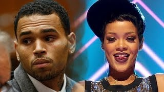 rihanna wishes chris brown the best with court appearance