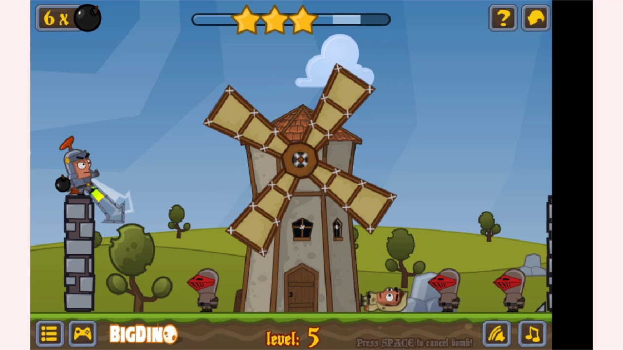 bomb it 9 free online game